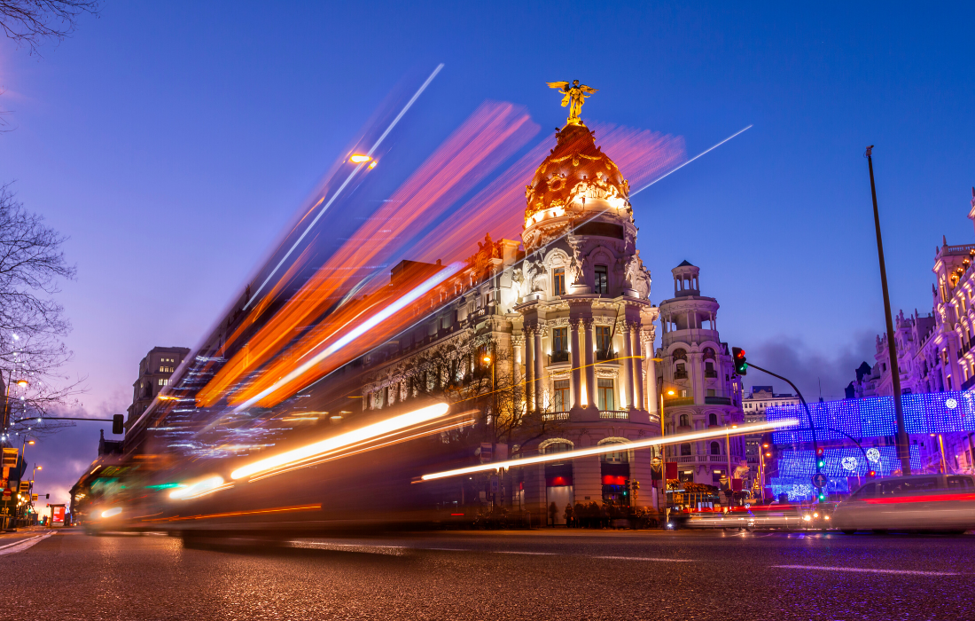 Top Websites About Madrid