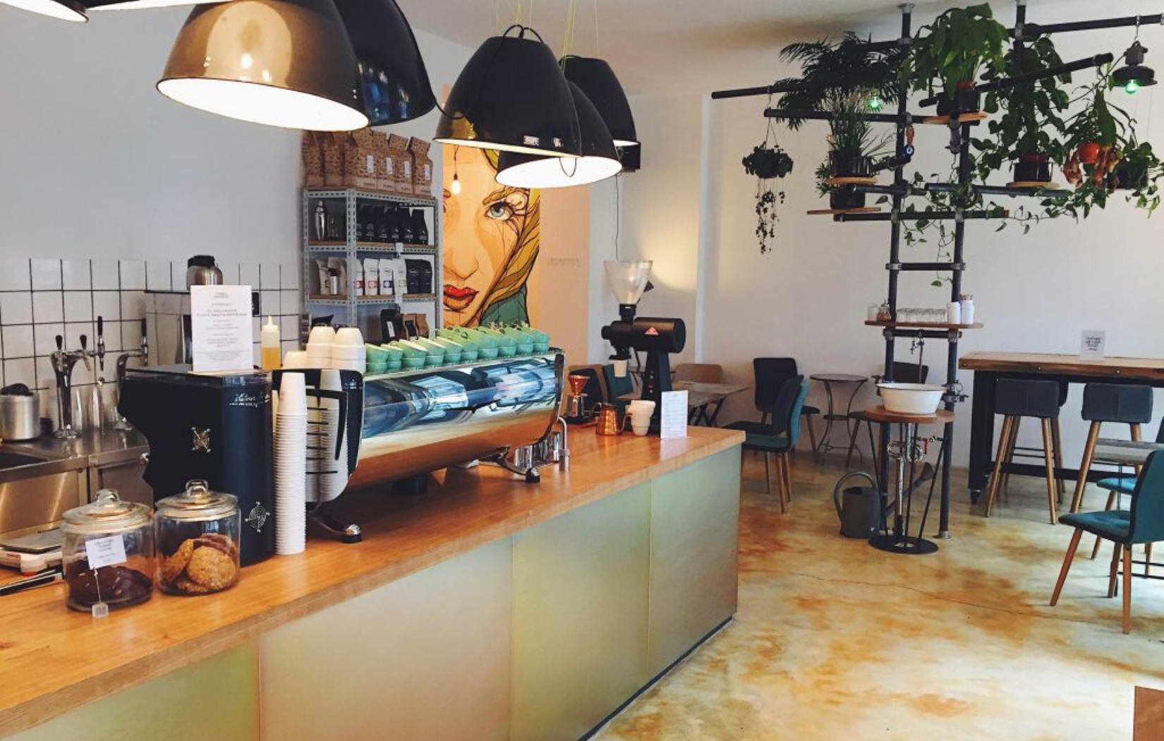 Best Coffee Shops in Berlin