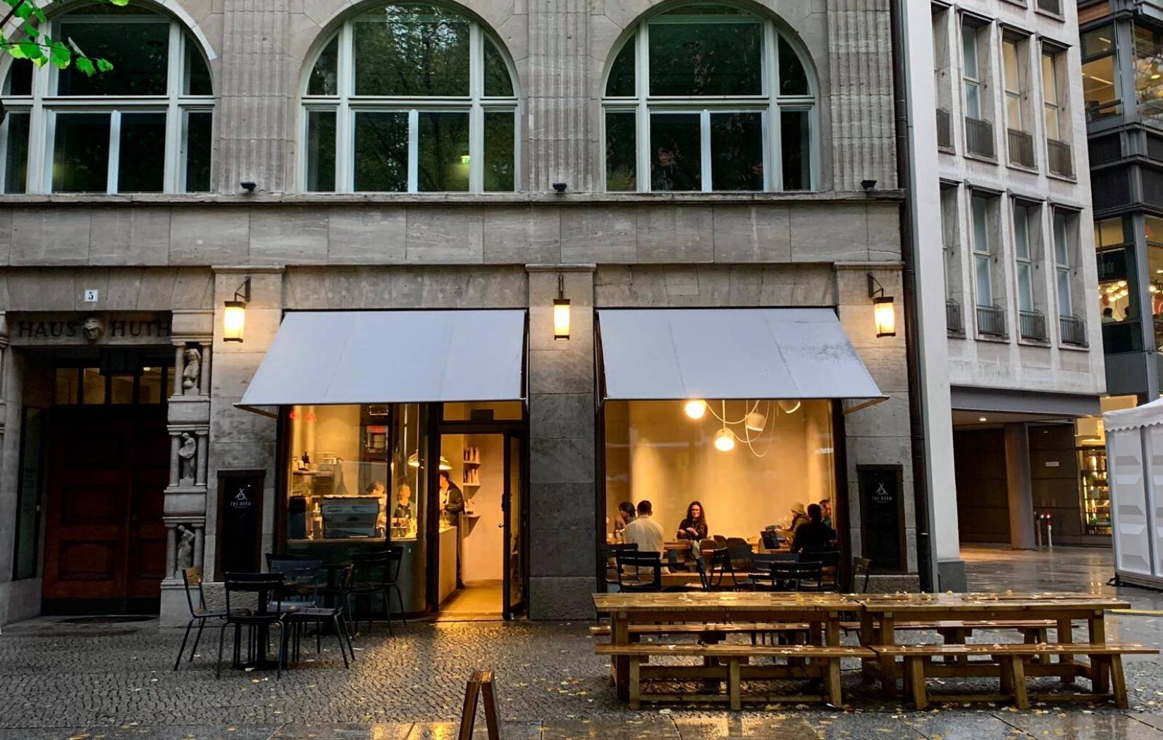 The Barn Coffee Berlin