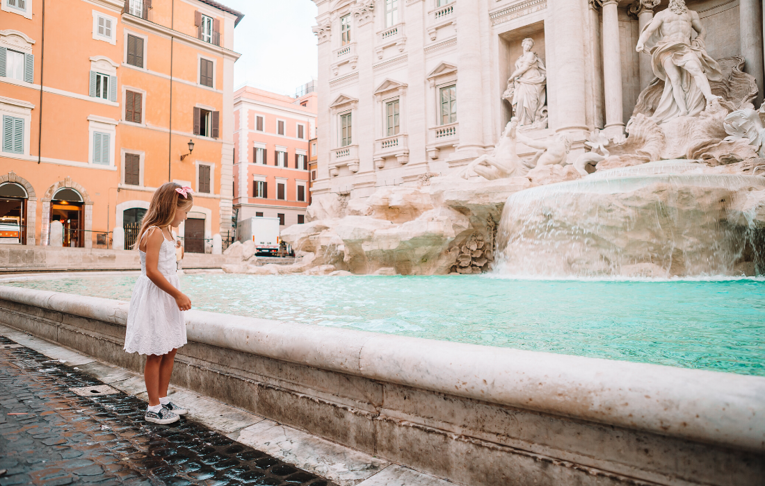 Things to do with Kids in Rome