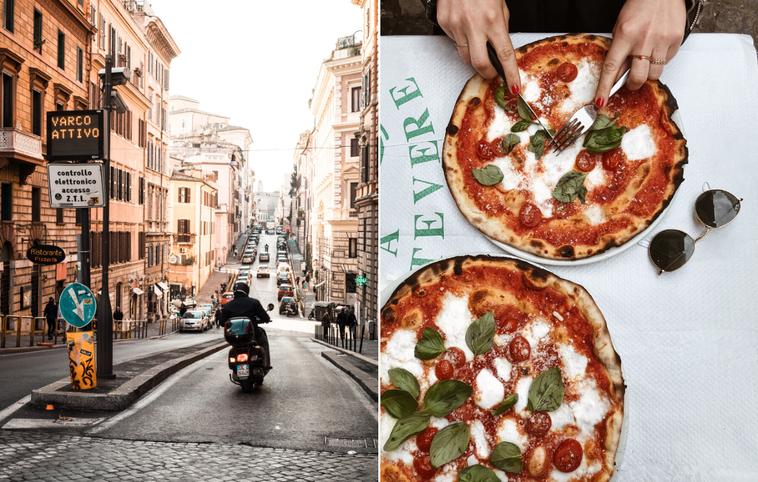 Where Locals Eat in Rome