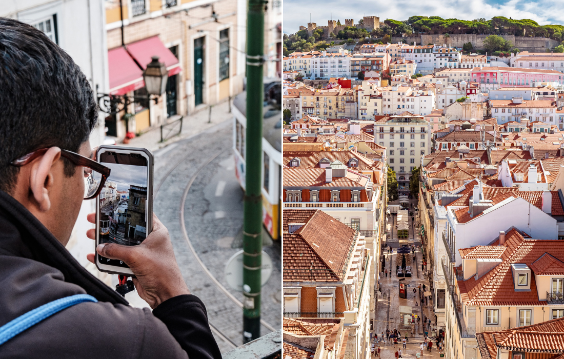 Private Photographer in Lisbon
