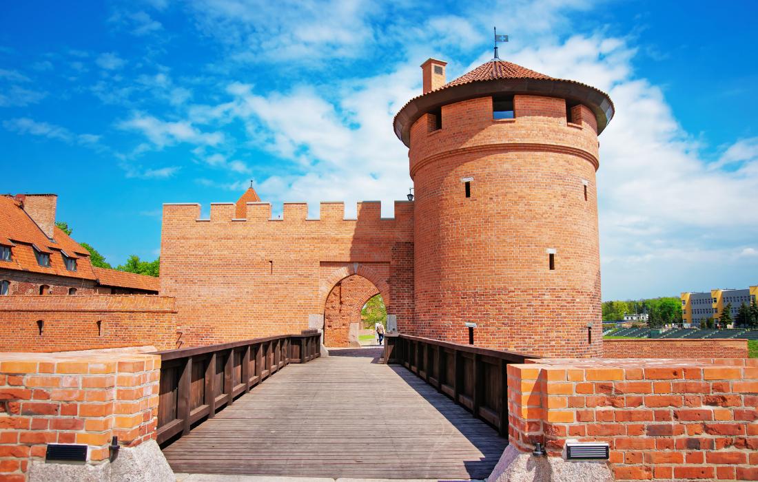 Malbork Castle Tour