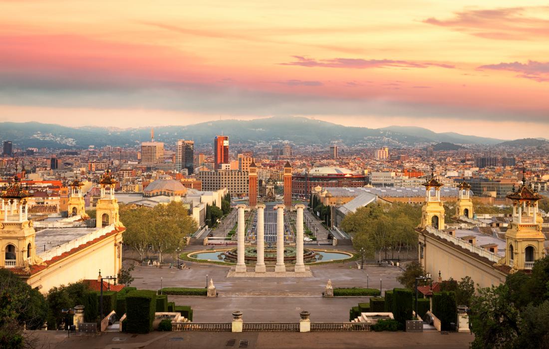 Private Tour in Barcelona Spain
