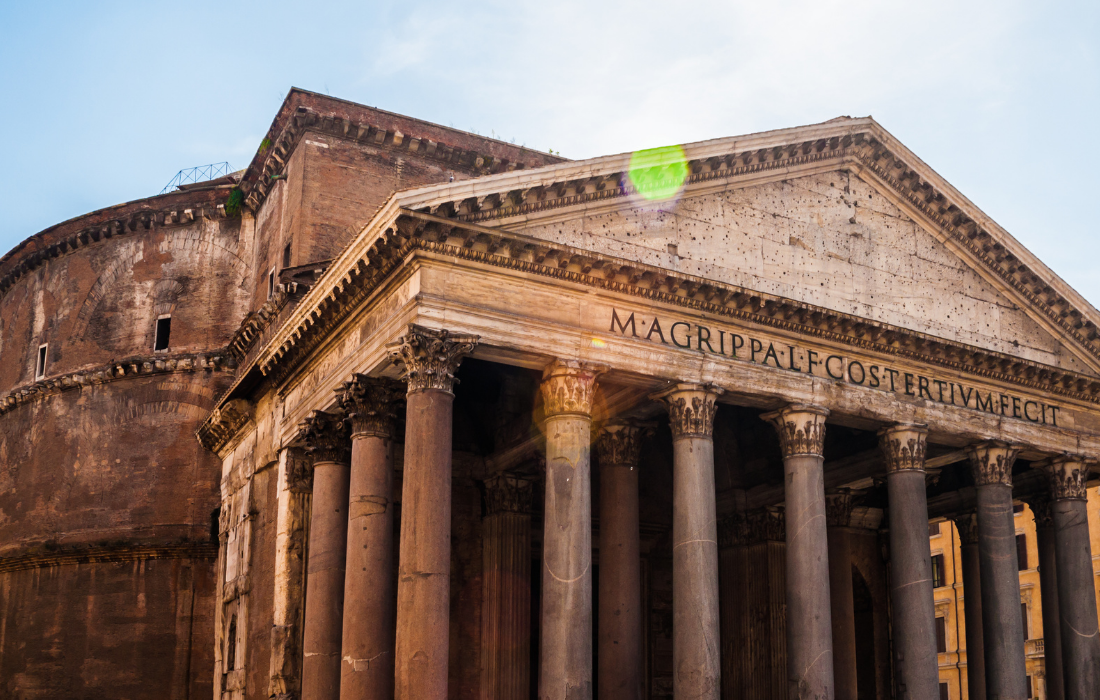Walking Tour in Rome