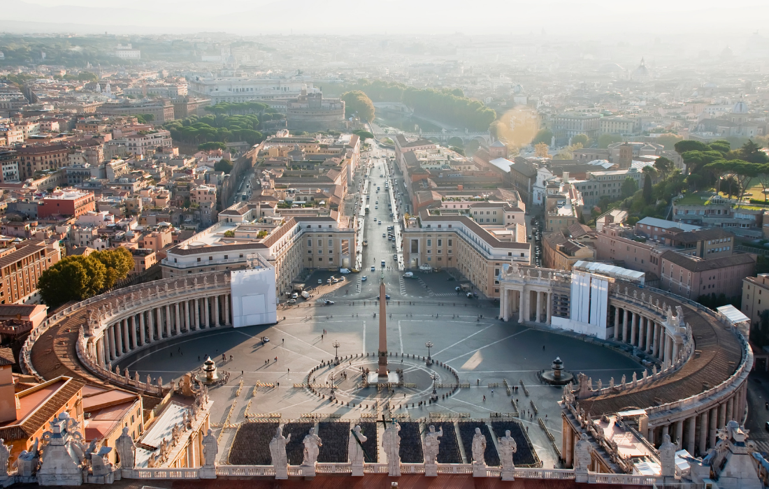 Private Tour in Vatican City