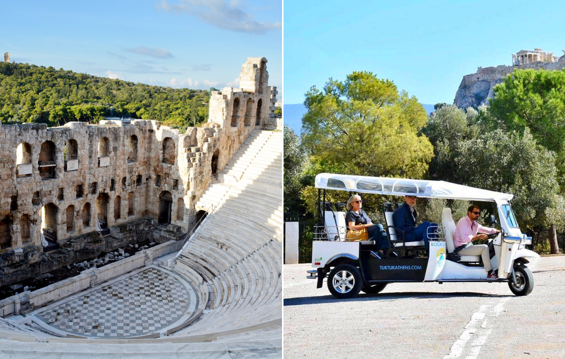 Private Tours in Athens Greece